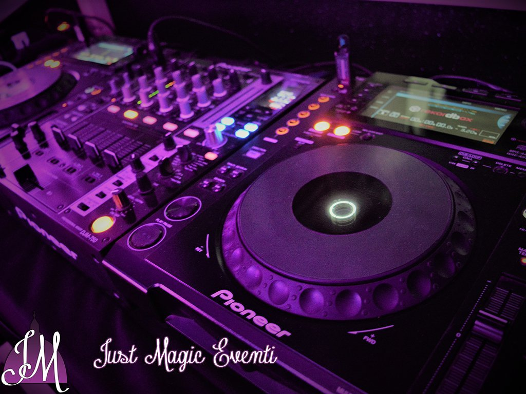 just magic eventi prato